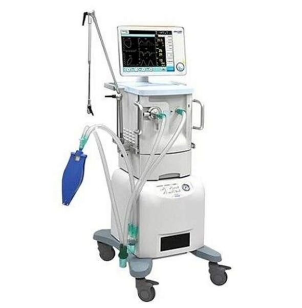 Can Older, Simpler Versions Of This Ventilator Address The Shortage?