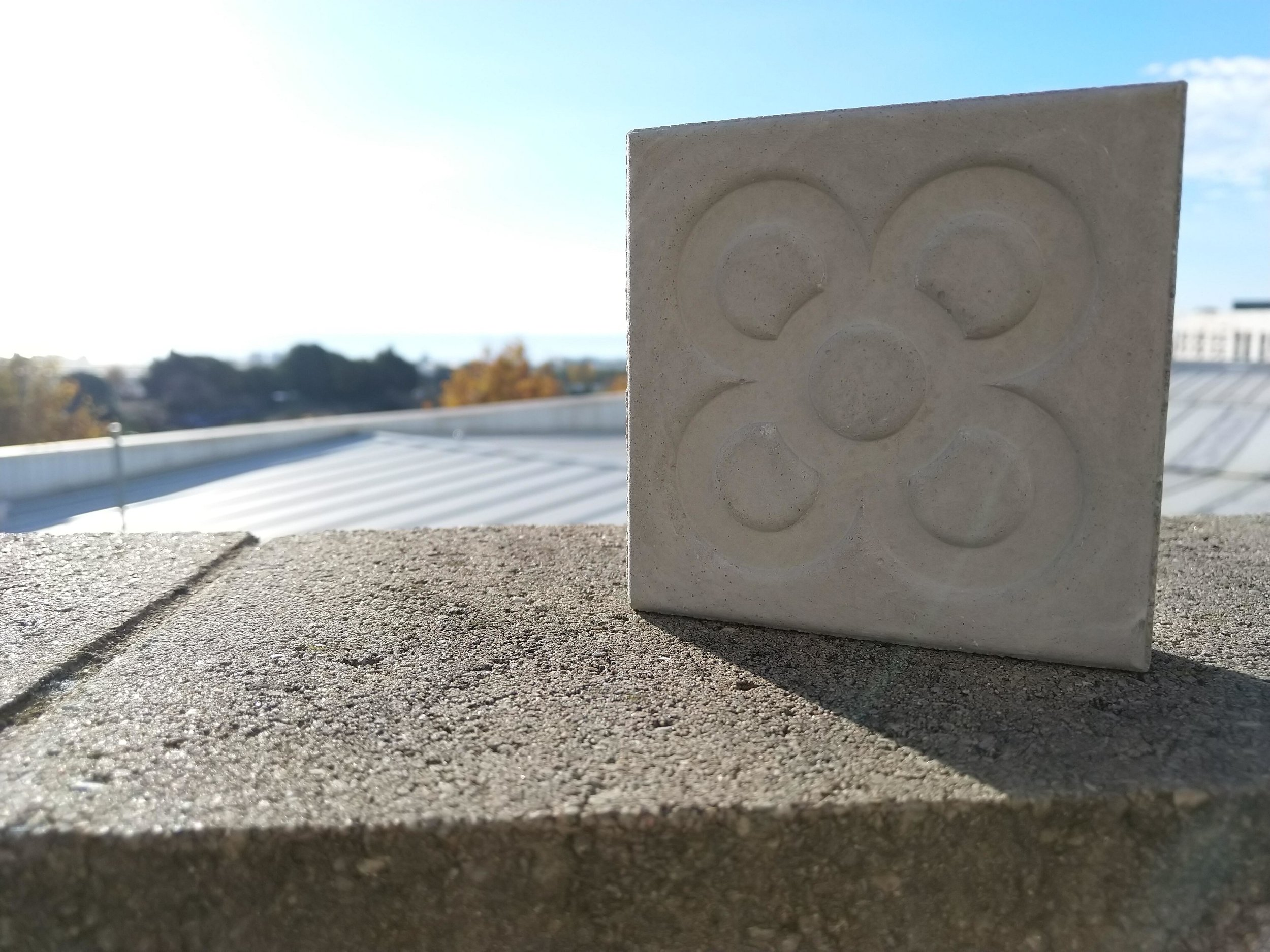 3D Printing Waste Becomes Sustainable Concrete