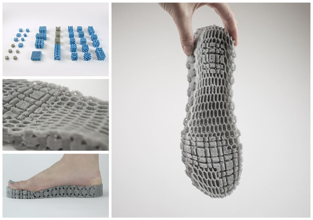 Winner, Product Design: ONE Shoe [Image: 3D Hubs]