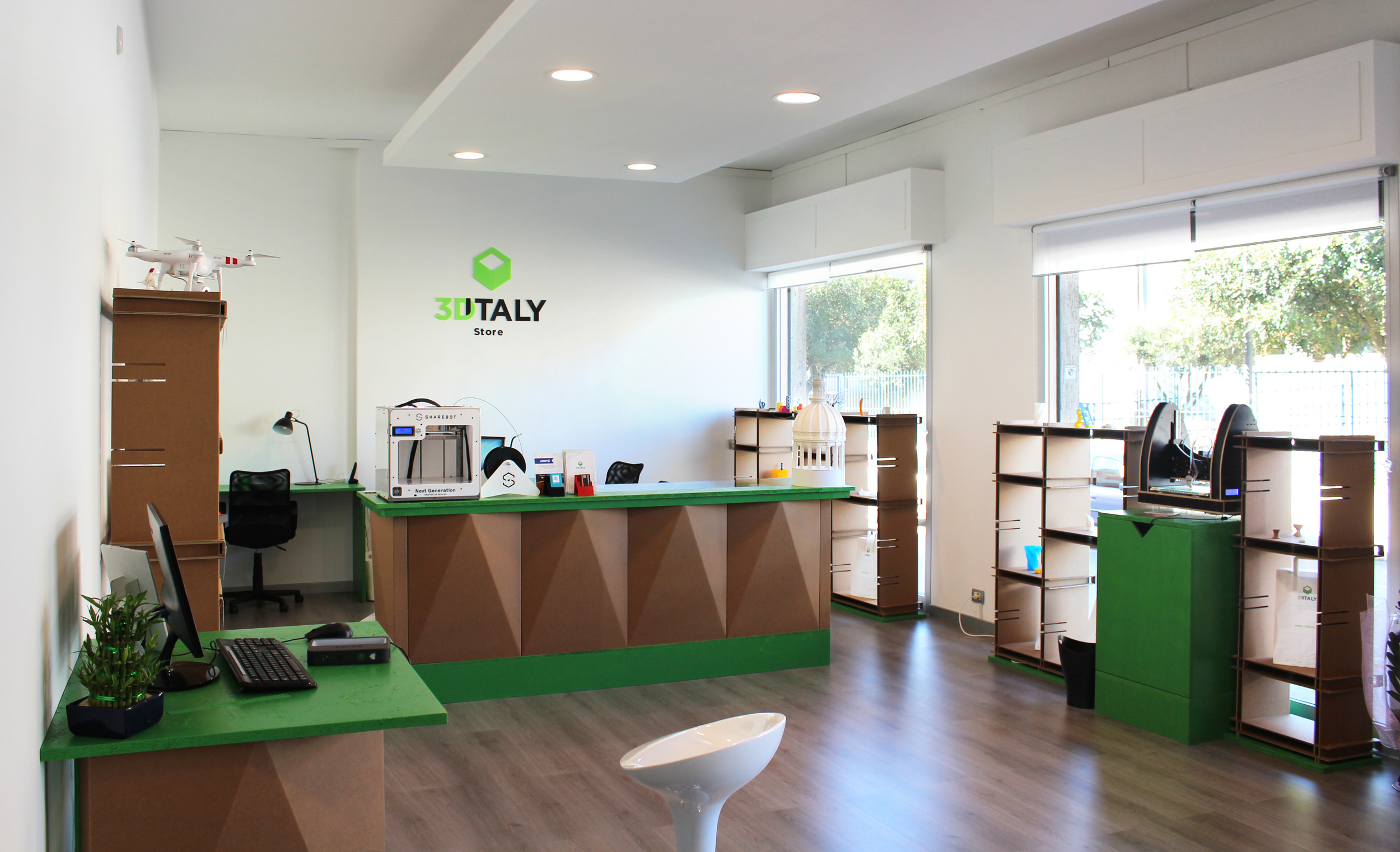 3DiTALY Becomes the Largest 3D Printer Store Network?