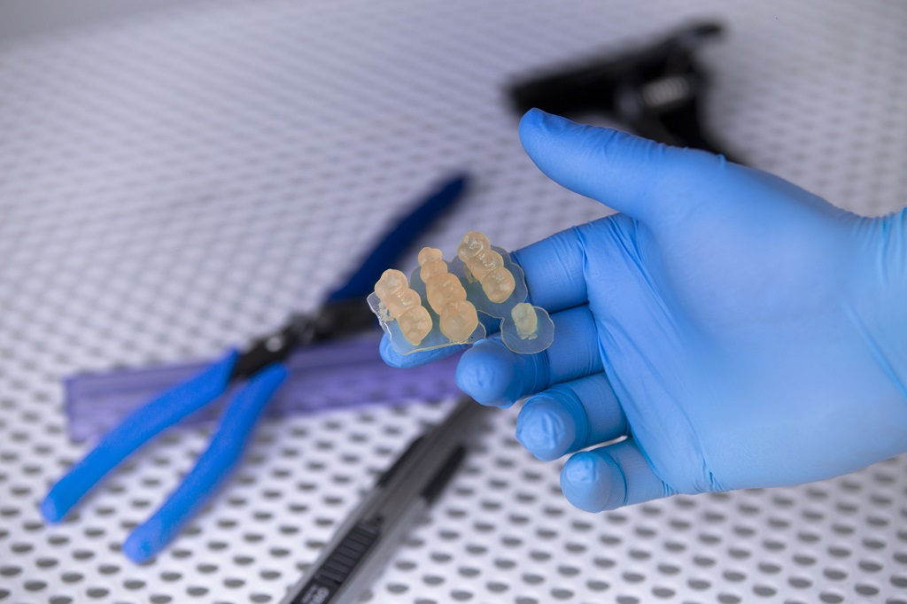 , Zortrax Leans Dental With Biocompatible Resins