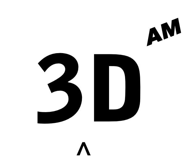 """Adding A """"3D"""" To Your Company Name Is Sometimes Required"""