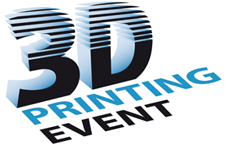 3D Printing Event Ends, But Not Really