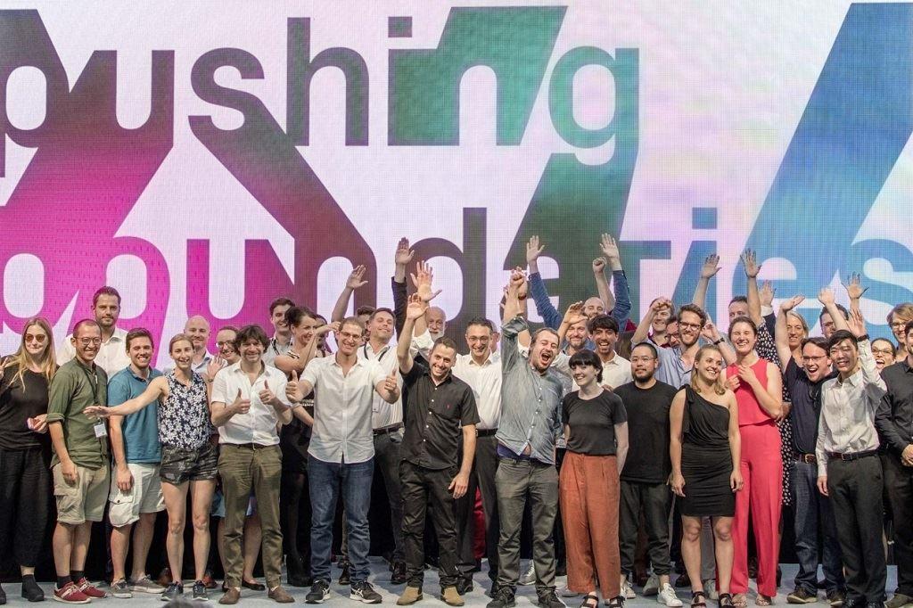 Jubilant 2019 3DPC finalists [Source: Messe Erfurt GmbH]