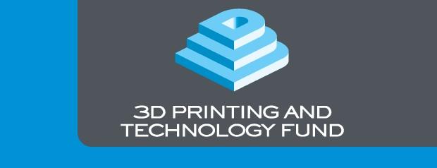 A 3D Printing Mutual Fund?