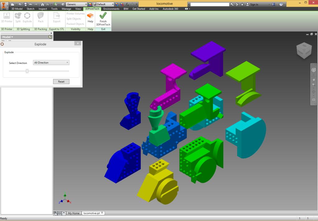 3DPrintTech Automatically Chops Up 3D Models