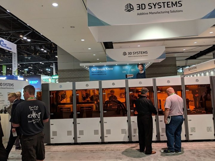 3D Systems Advances Additive Opportunities in Manufacturing