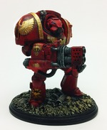 The Painted Terminator