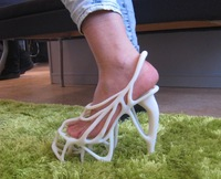 3D Printed Shoes Nominated For Award