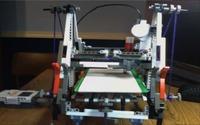 A 3D Printer Made of LEGO?