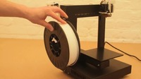 Up! 3D Printer Assembly In Detail