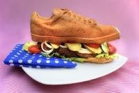 The Hamburger Shoe