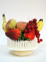 A 3D Printed Hairbrush Bowl?