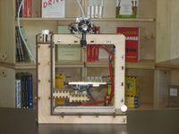 The Mosaic 3D Printer