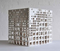 3D Printed Exhibition at The Aram Gallery