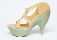 More 3D Printed Shoes