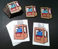 Adafruit's 3D Printing Badges Unboxed