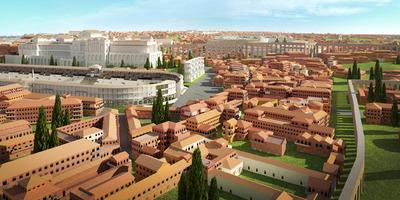 Rome, Digitized