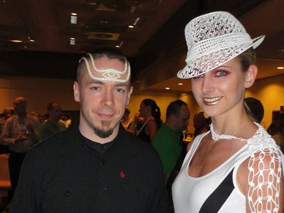 More 3D Printed Fashion from Rapid 2012