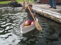 WOOF's 3D Printed Boat