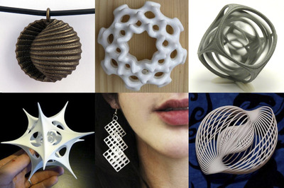 A Showcase of Influential 3D Print Artists
