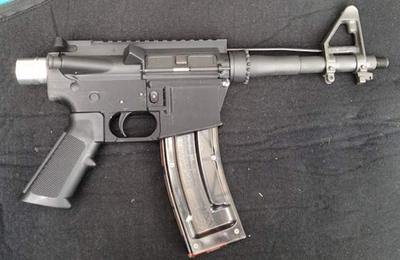 3D Printed Weaponry Now Functional