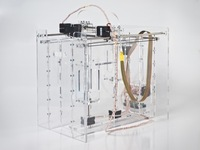 Pwdr: An Open Source Powder-Based 3D Printer