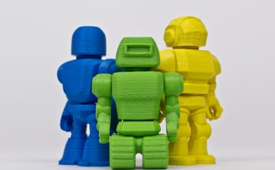 Cubify's Robots