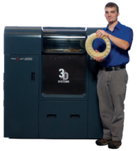 3D Systems Announces the ProJet 5000