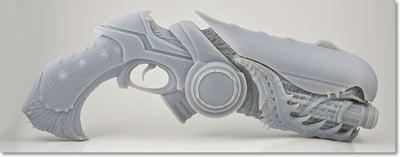 MIB 3's 3D Printed Weaponry