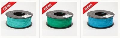 Afinia's Low Cost 3D Printer Filament