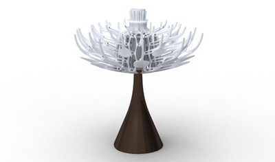 Design of the Week: The Bloom Table Lamp