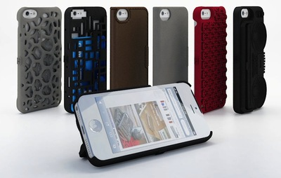 Freshfiber Offers 3D Printed iPhone 5 Cases