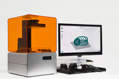 Formlabs Vs. 3D Systems