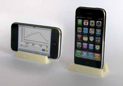 3D Print Your Own iPhone Stand (Instructions Included!)