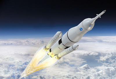 NASA's Space Launch System is 3D Printed