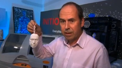 BBC Newsnight Examines 3D Printing