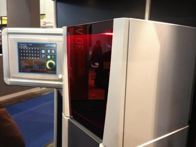 The CeraFab 7500 3D Printer