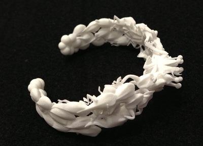 Design of the Week: The Evolution Bracelet
