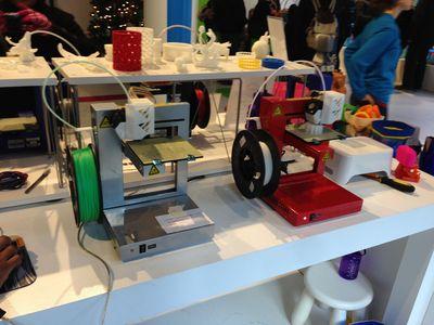 3DEA's Garden of 3D Printing