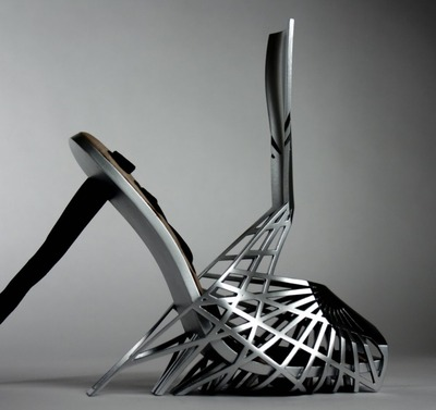 Design of the Week: Caged Heels
