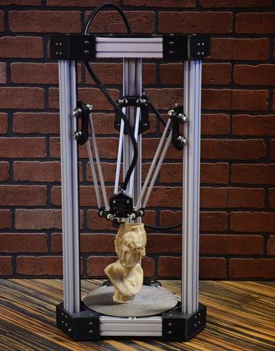 The DeltaMaker 3D Printer