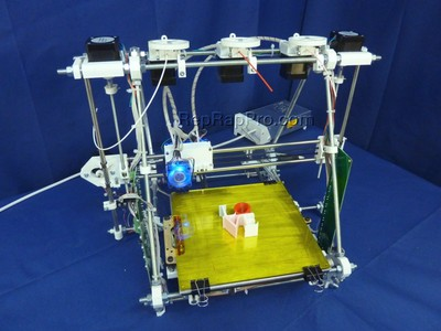 Three Colors For Your RepRap