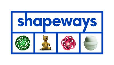 Shapeways Snaps Up $30M