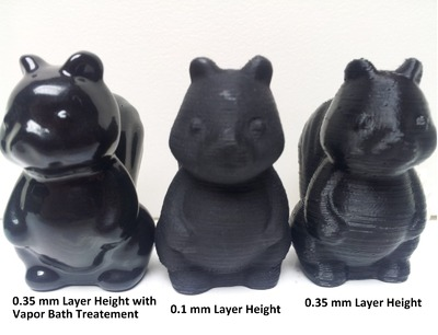 Perfectly Smooth Your 3D Prints – But Be Careful!
