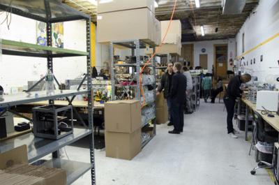 Peeking Inside Solidoodle's Factory