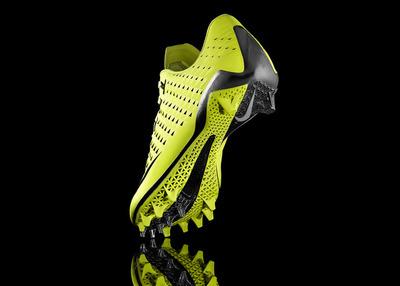 Nike's 3D Printed Talons