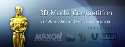 CGTrader's Model Competition