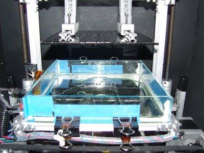 The mUVe 1 3D Printer