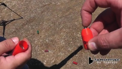 3D Printed Bullets?
